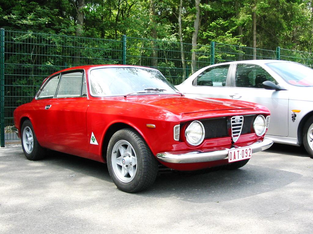 Alfa romeo 105