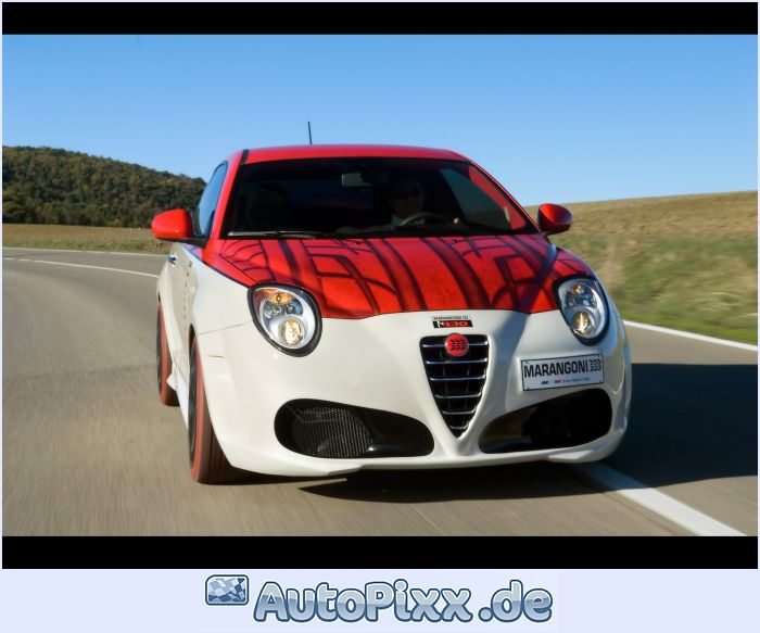 Alfa romeo 430