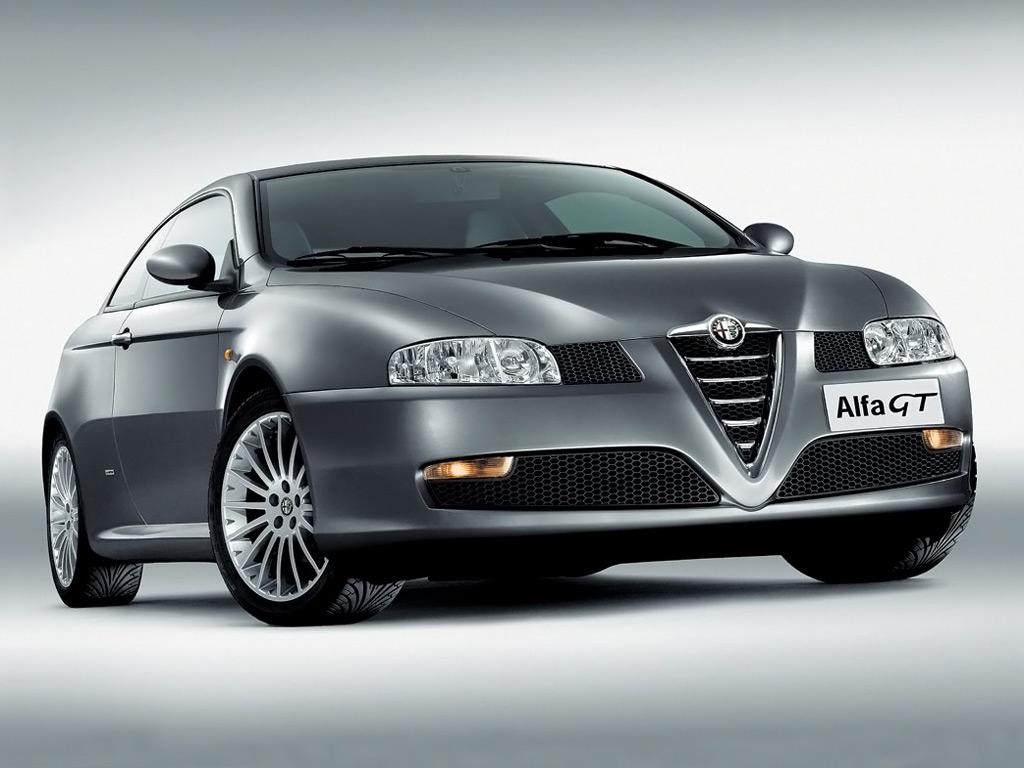 Alfa romeo coupe
