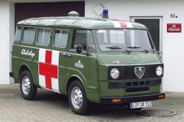 Alfa romeo f-12