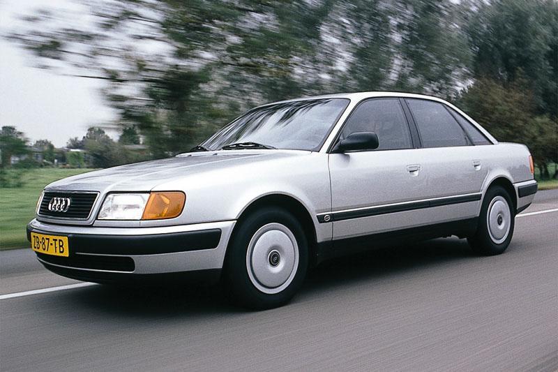 Audi 100 automatic