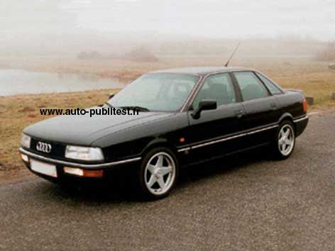 Audi 80 16