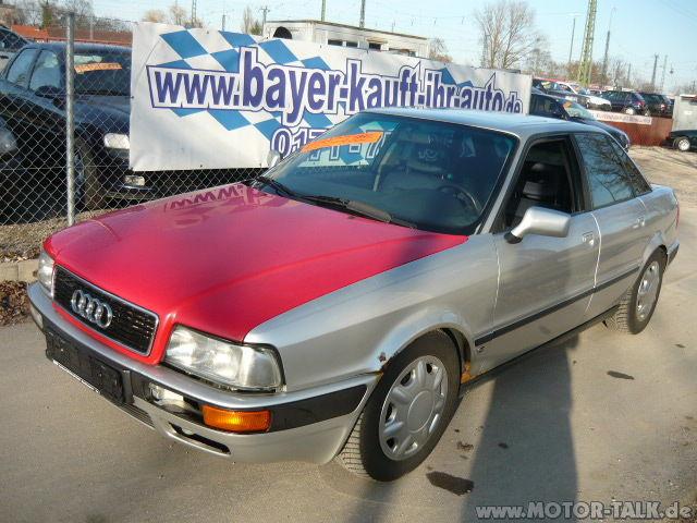 Audi 80 2.8