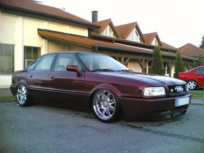 Audi 80 cd
