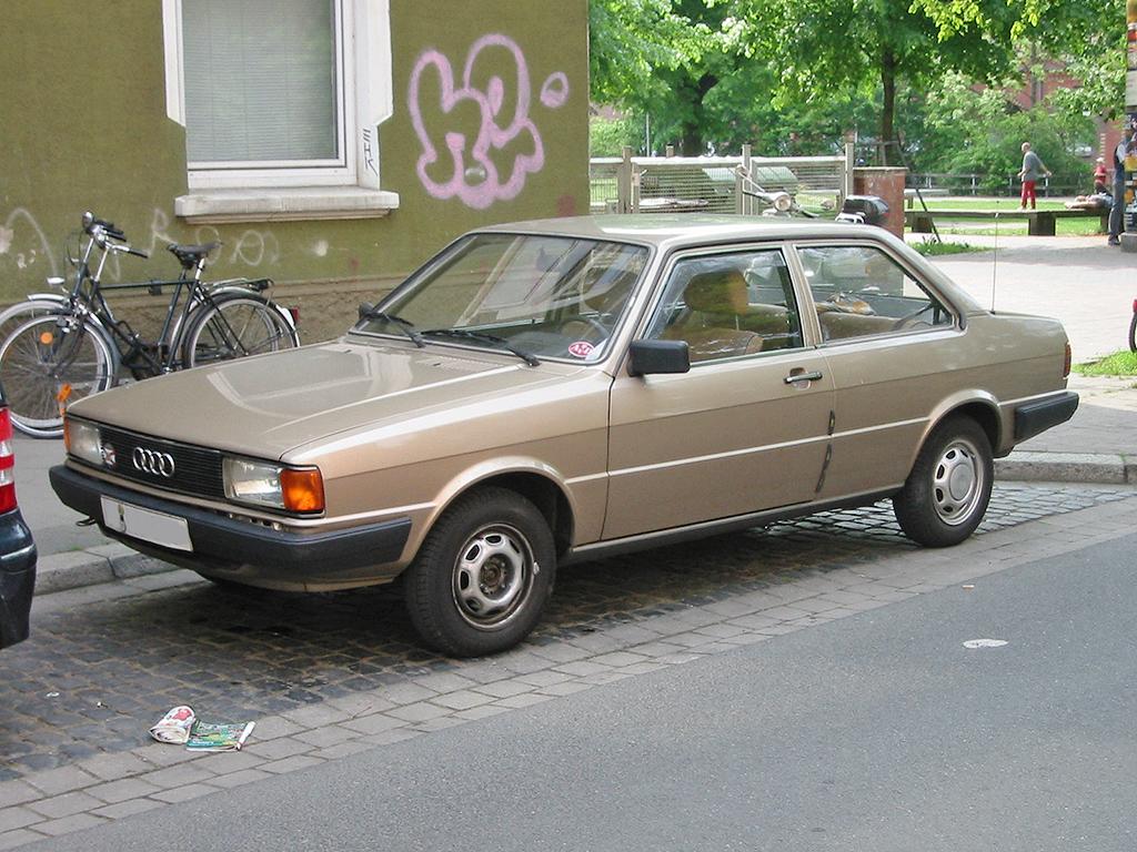 Audi 80 v