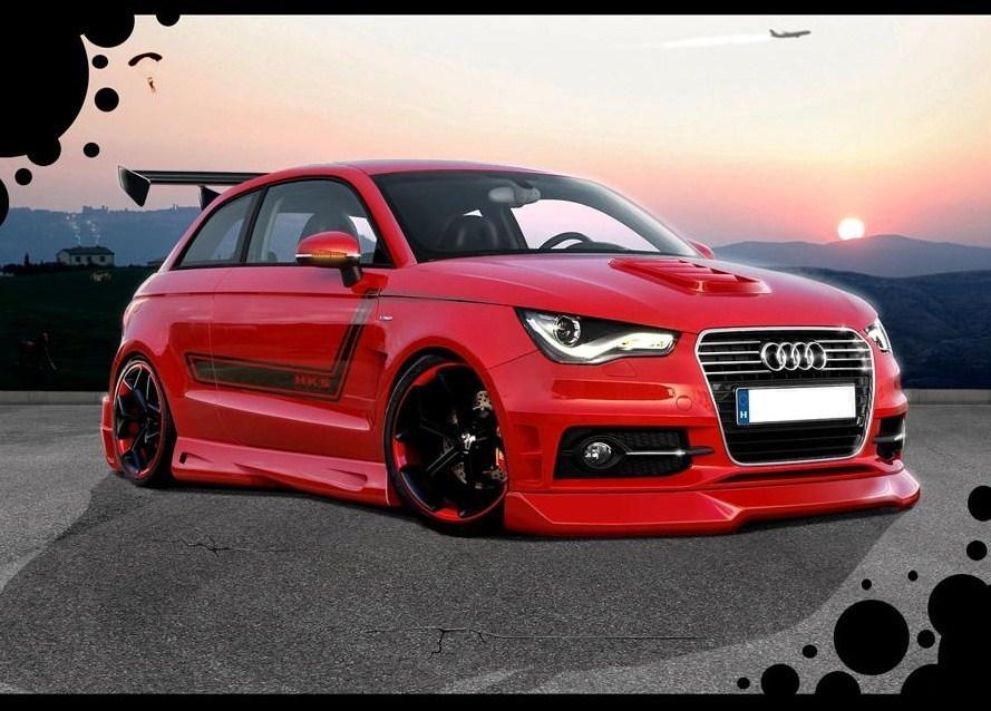 Audi a1 at