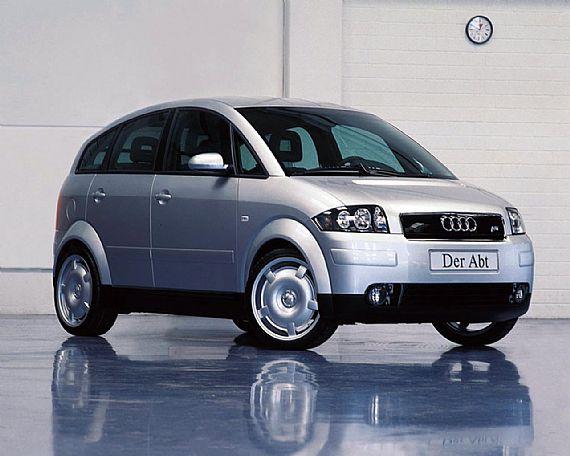 Audi a2 1.2