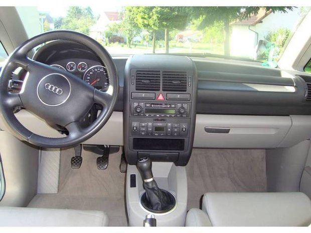 audi a2 1 2 tdi pictures photos information of modification video to audi a2 1 2 tdi on. Black Bedroom Furniture Sets. Home Design Ideas