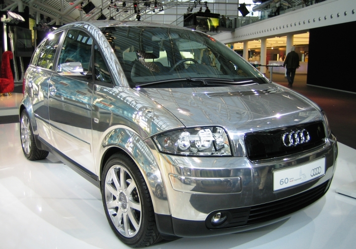 audi a2 1 2 tdi 10 details of cars on details of. Black Bedroom Furniture Sets. Home Design Ideas