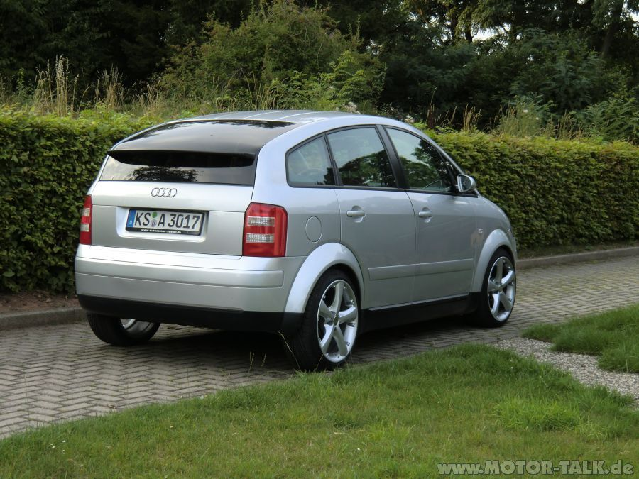 audi a2 14 tdi details of cars on details of. Black Bedroom Furniture Sets. Home Design Ideas