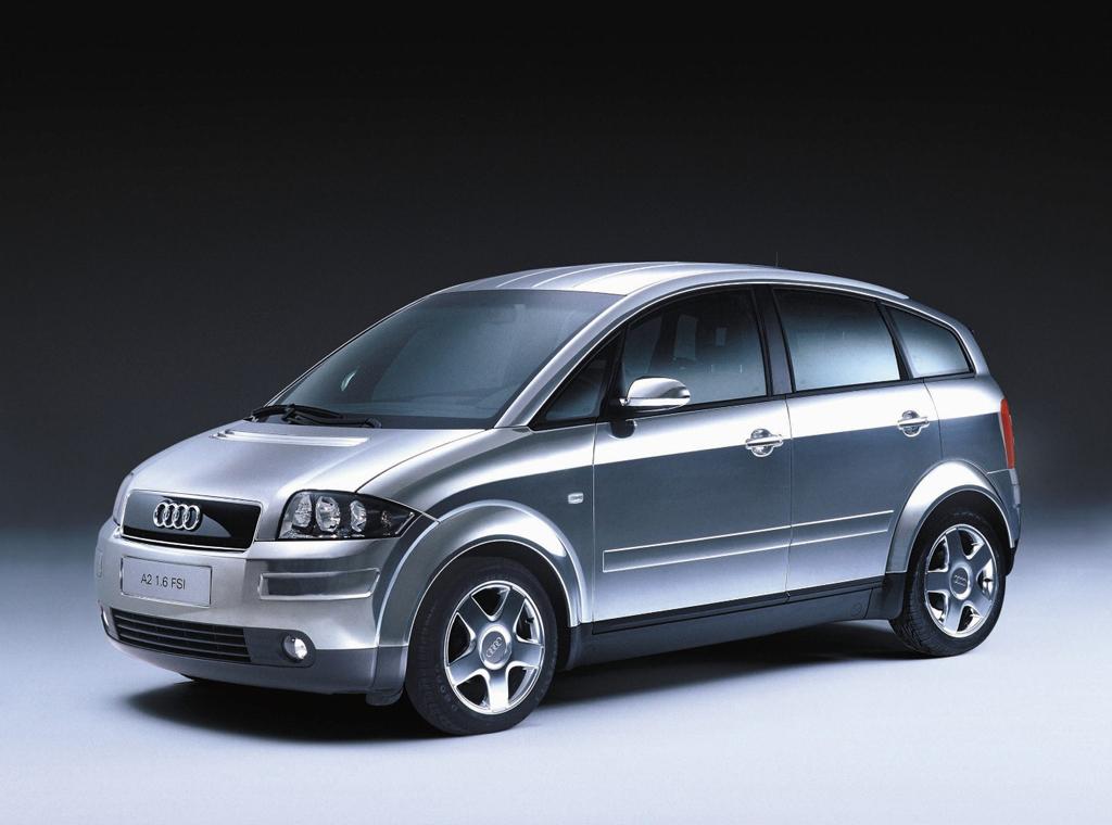 Audi a2 16