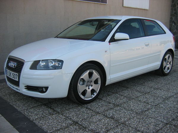 Audi a3 1.6 fsi sportback attraction