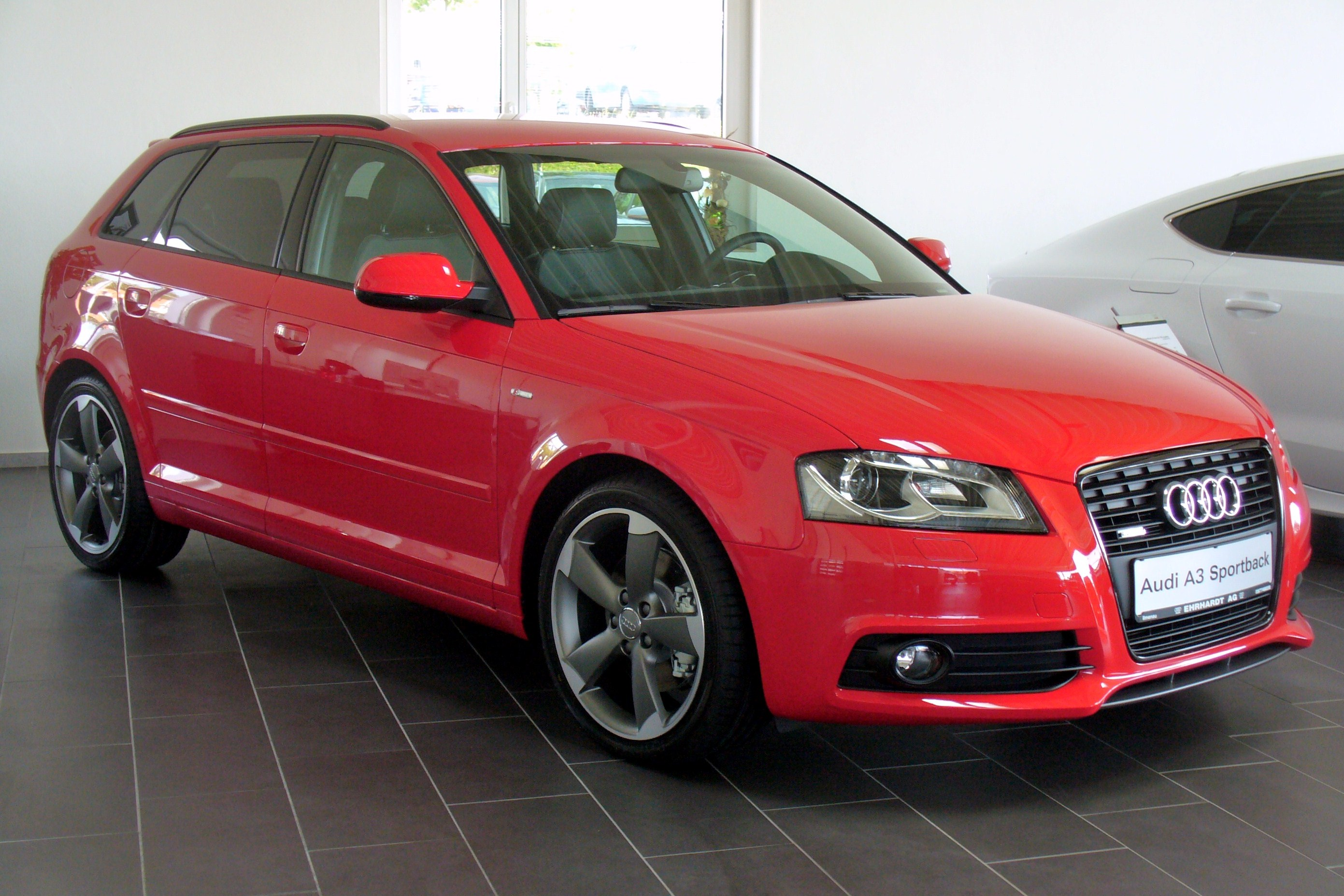 Audi a3 2.0 tdi sportback quattro