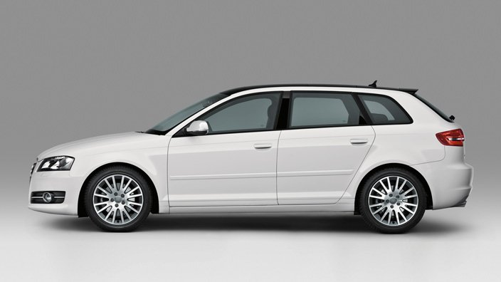 audi a3 2 0 tfsi sportback pictures photos information of modification video to audi a3 2 0. Black Bedroom Furniture Sets. Home Design Ideas