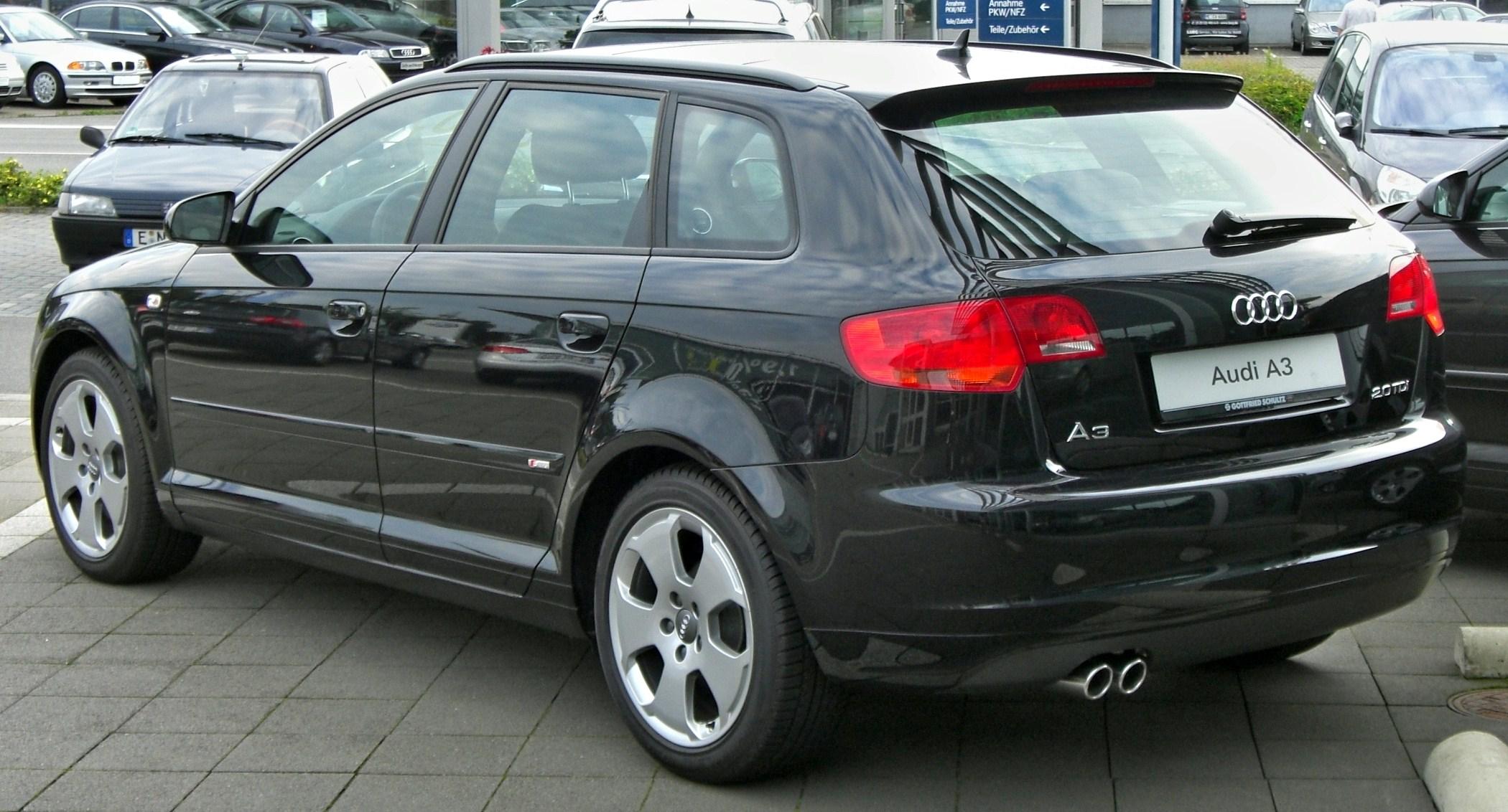 Audi a3 20t
