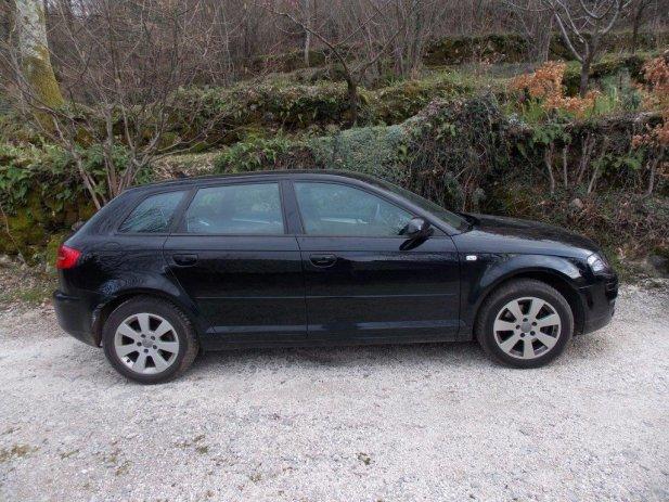 Audi a3 sportback 2.0 tdi dsg