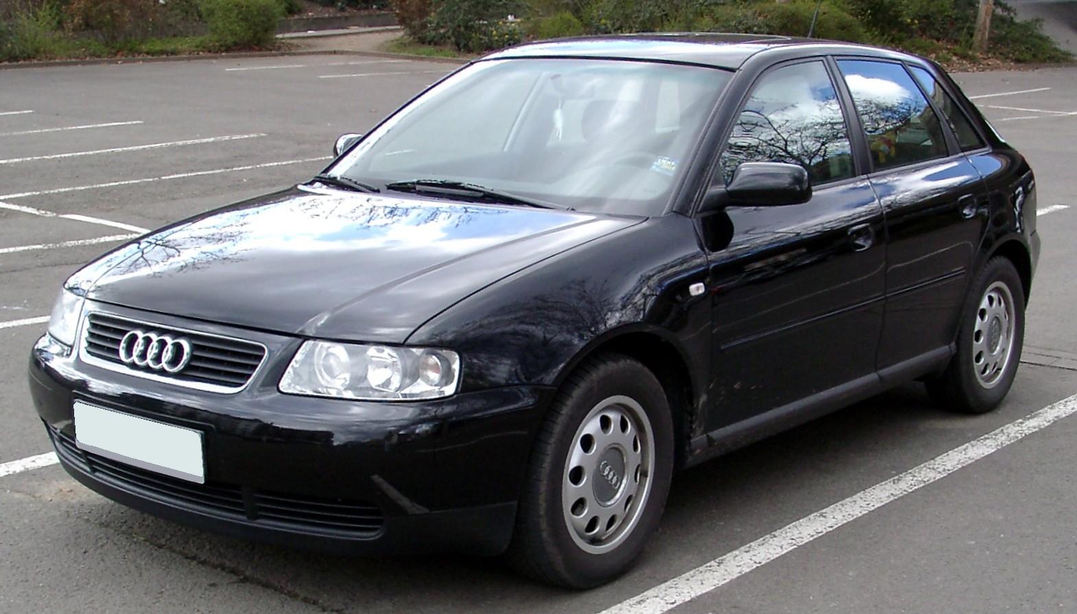 Audi a3 tiptronic