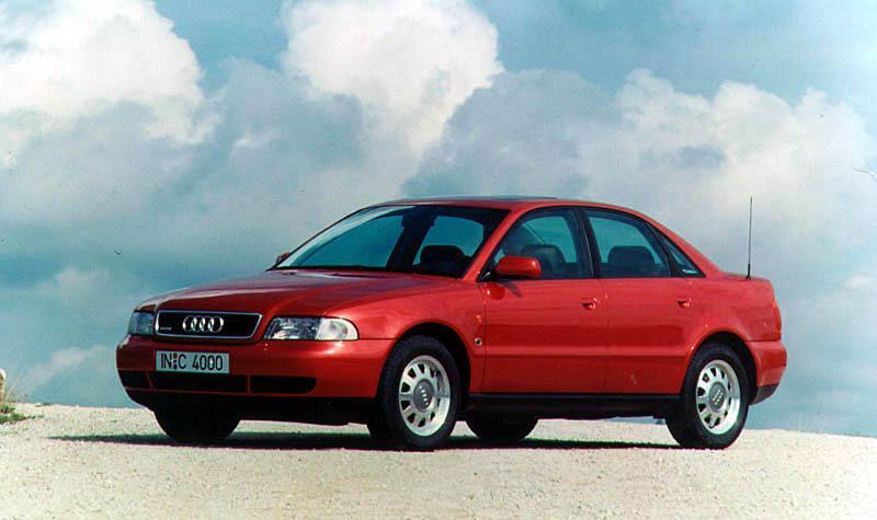 Audi a4 1.8 automatic