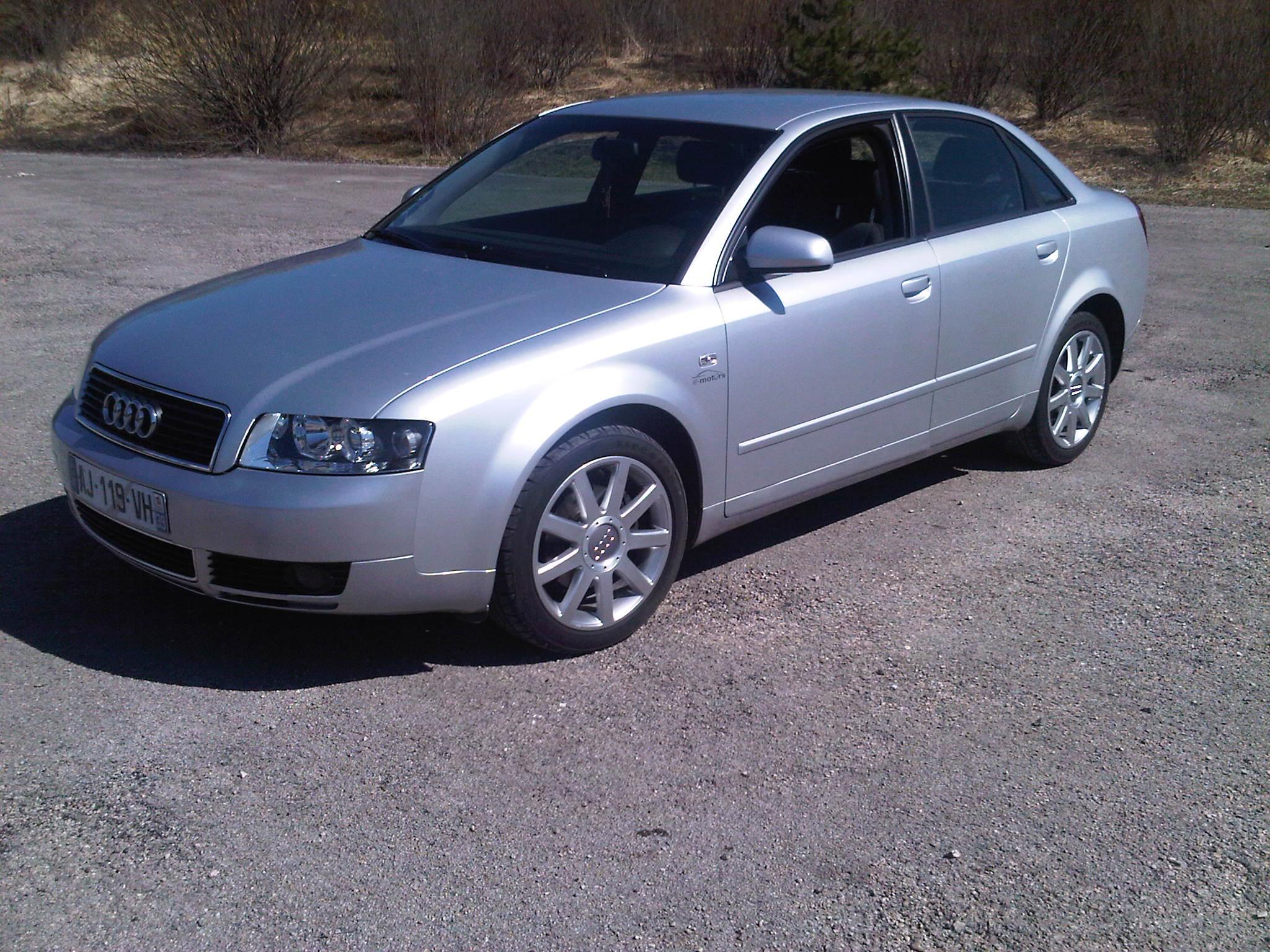 Audi a4 130