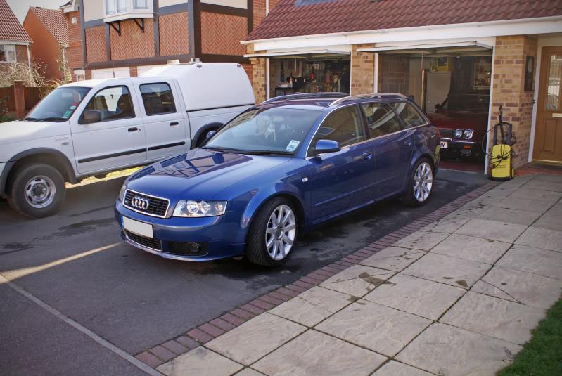 Audi a4 19 tdi quattro