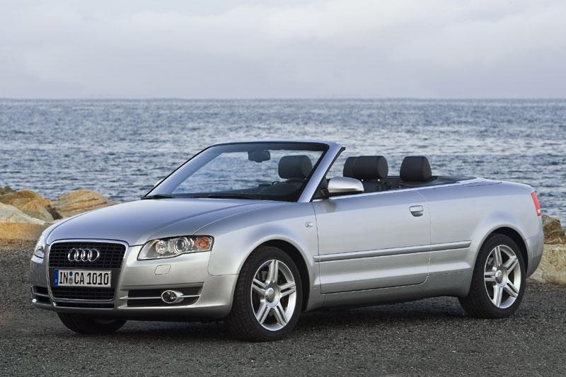Audi a4 2.0 cabriolet