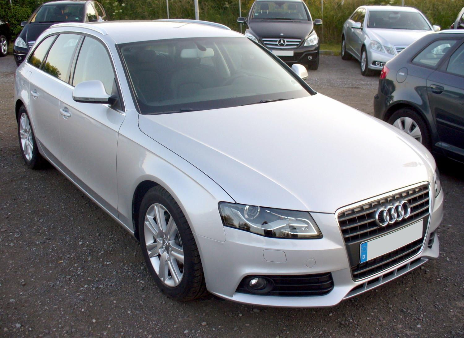 Audi a4 2.0 multitronic