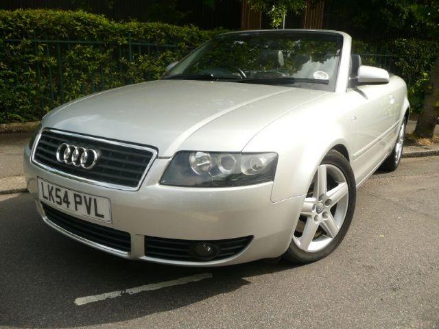 Audi a4 25tdi