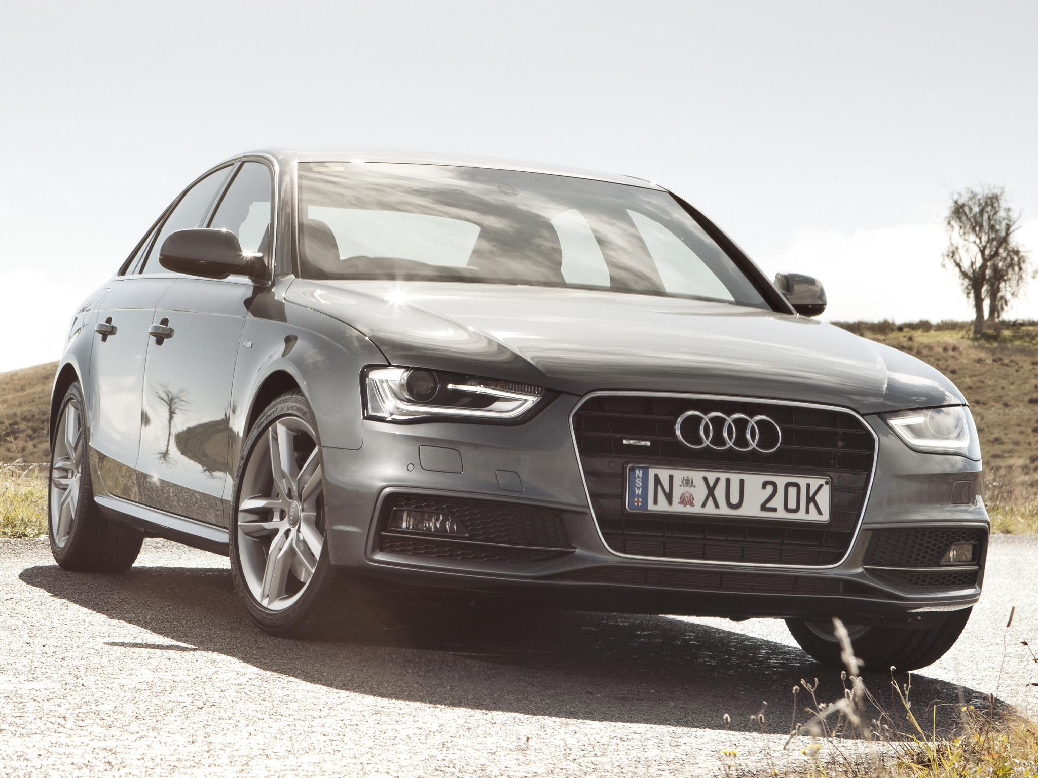 Audi a4 3.0t