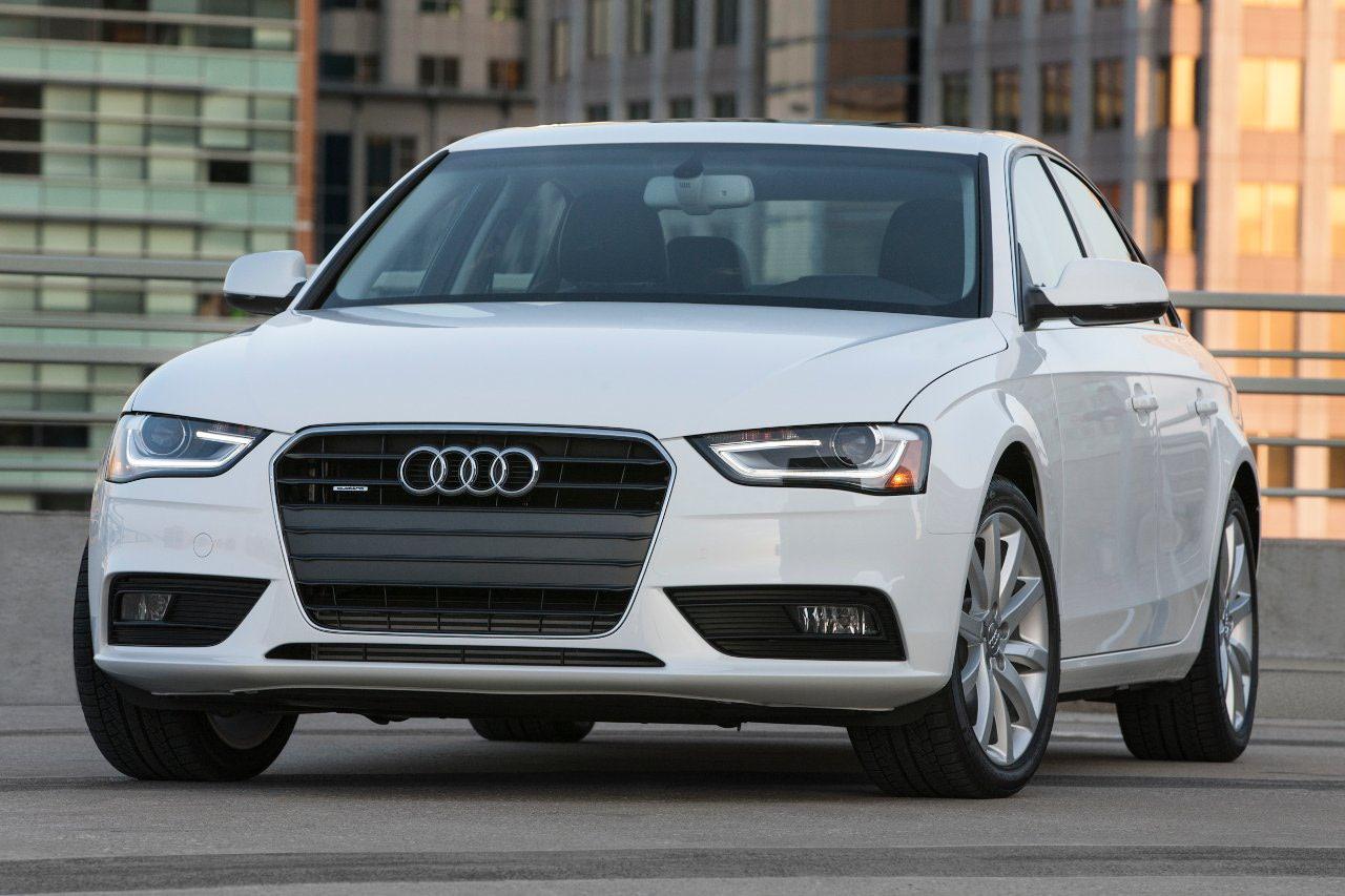 Audi a4 at