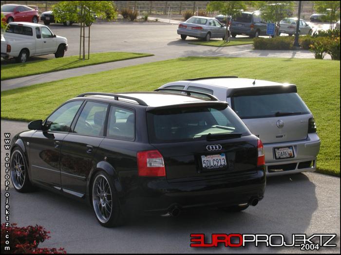 Audi a4 avant 18t