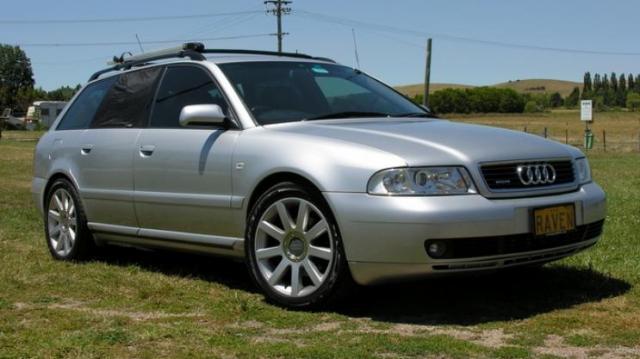 Audi a4 avant 2.5 tdi quattro