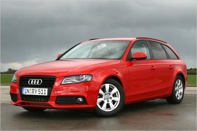 Audi a4 avant tdi 130