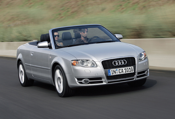Audi a4 cabrio 2.0