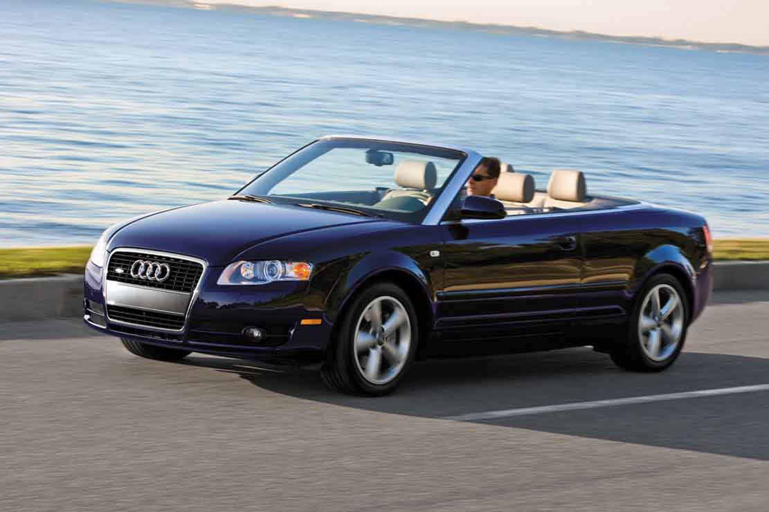 Audi a4 cabriolet 2.0 pictures & photos, information of ...