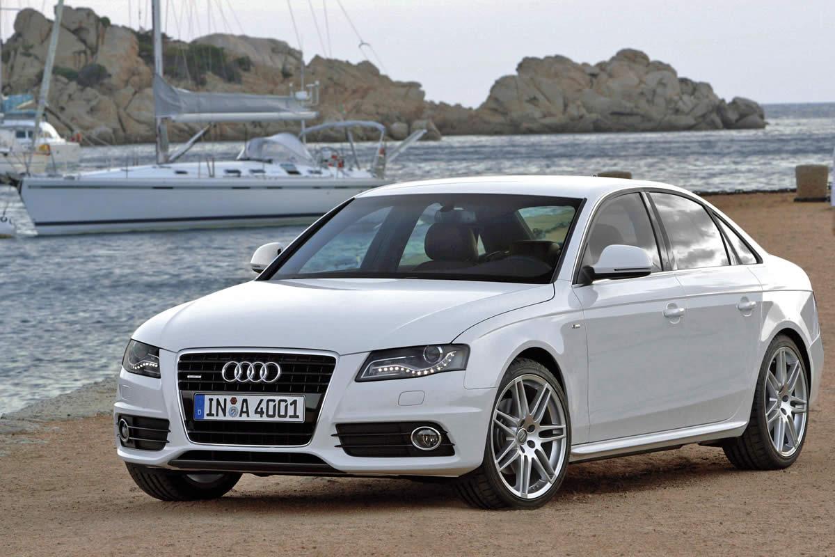 Audi a4 d