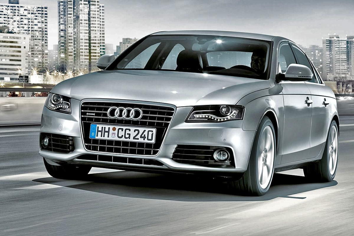 Audi a4 dpf