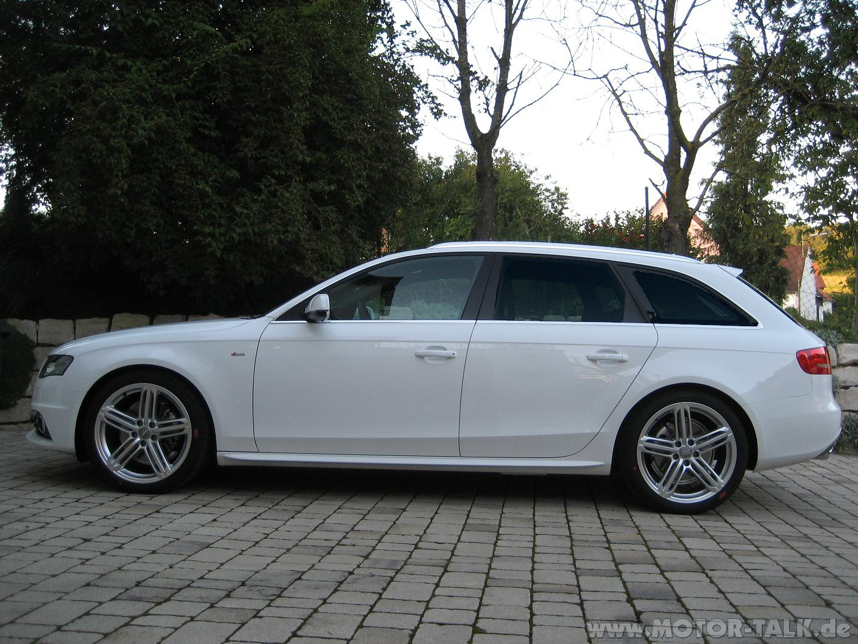 Audi a4 mt