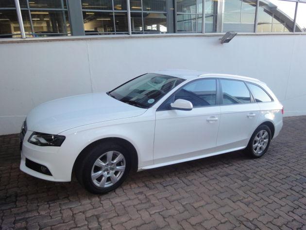 Audi a4 multi