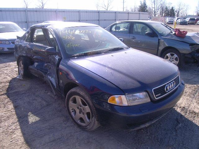 Audi a4 qua