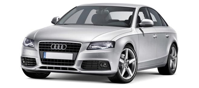 Audi a4 tiptronic