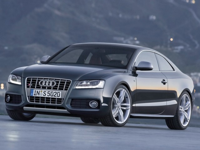 Audi a5 4.2