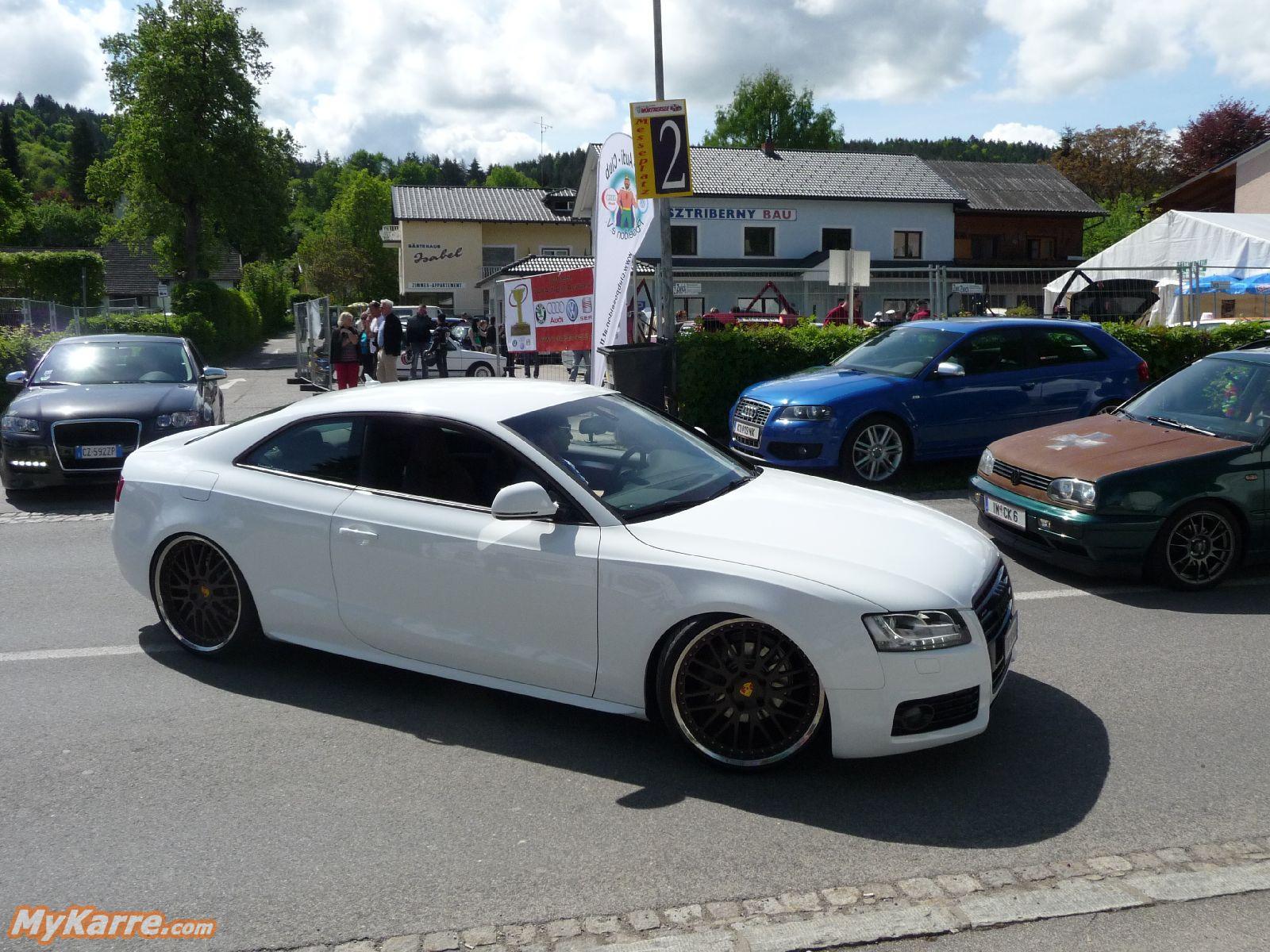 Audi a5 at