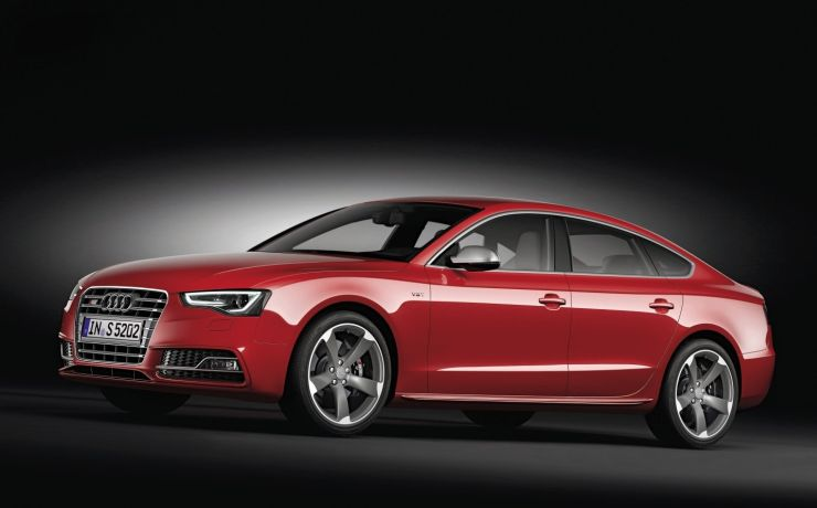 Audi a5 cvt