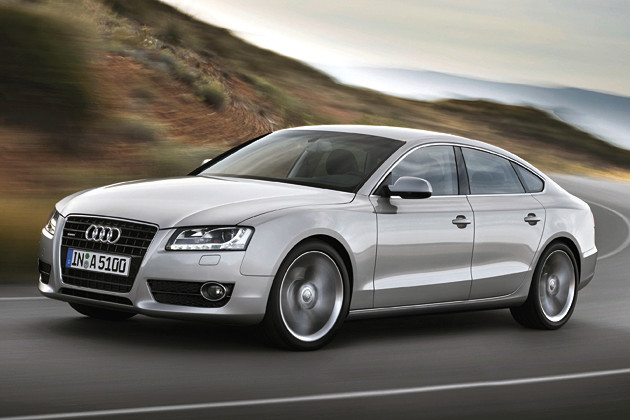 Audi a5 s-tronic