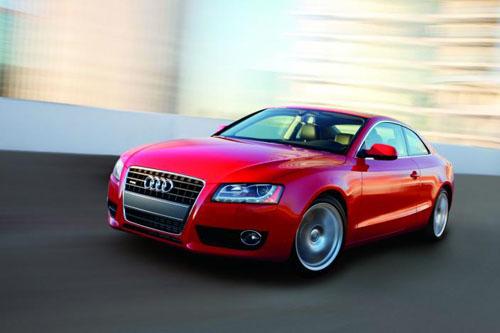 Audi a5 tiptronic