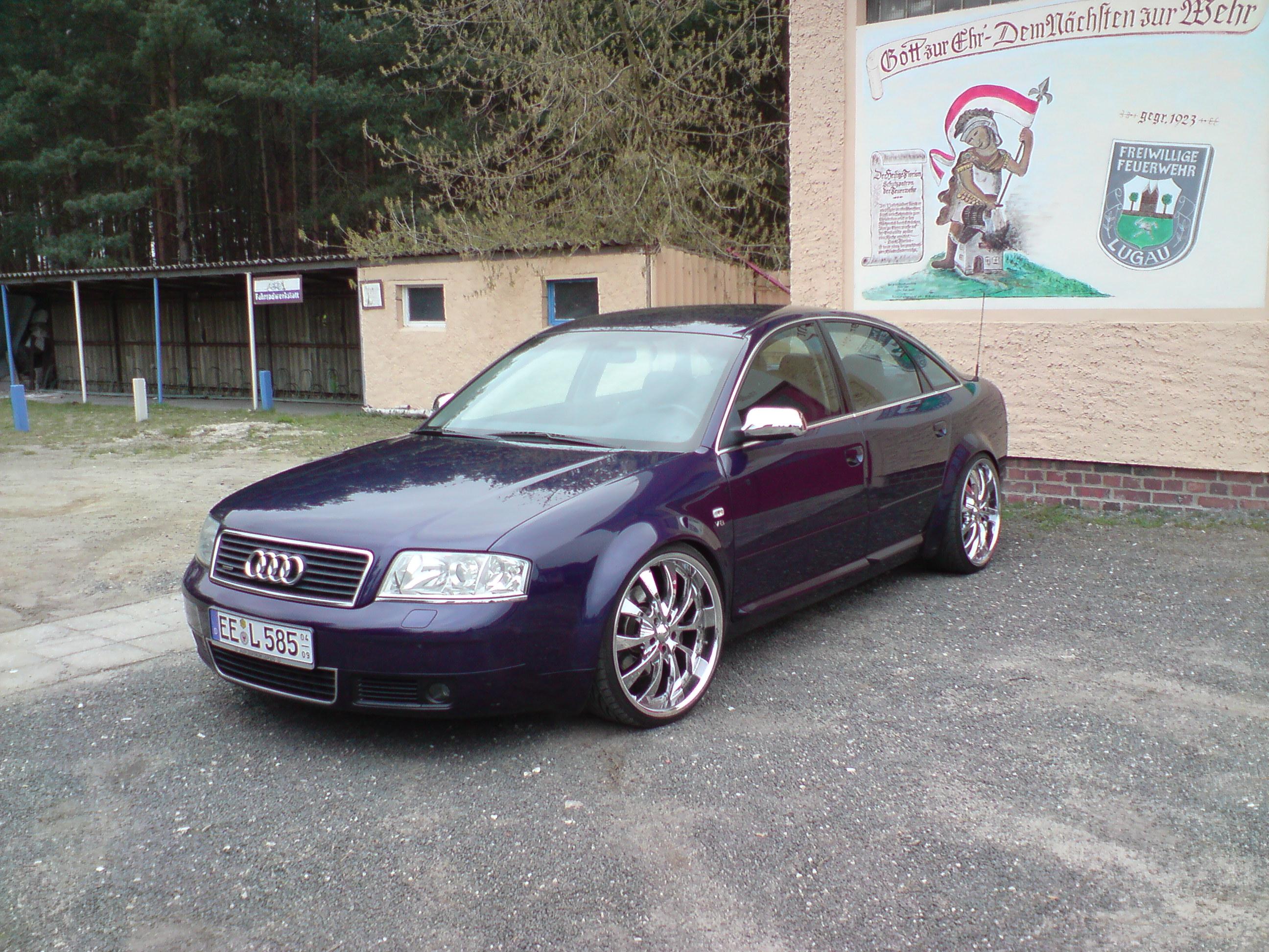 Audi a6 1.8