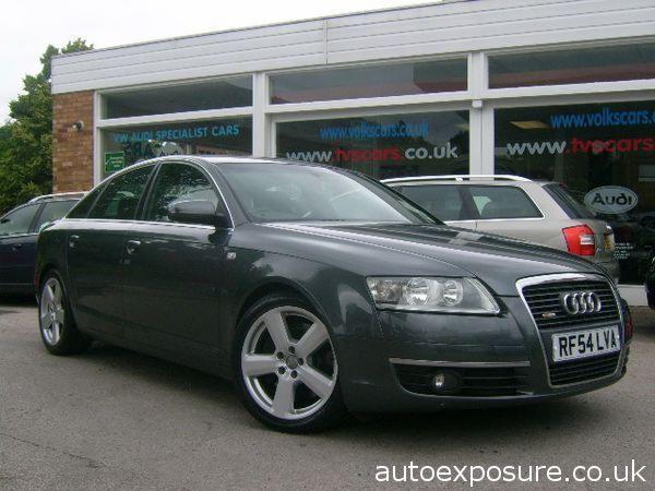 Audi a6 30 tdi quattro