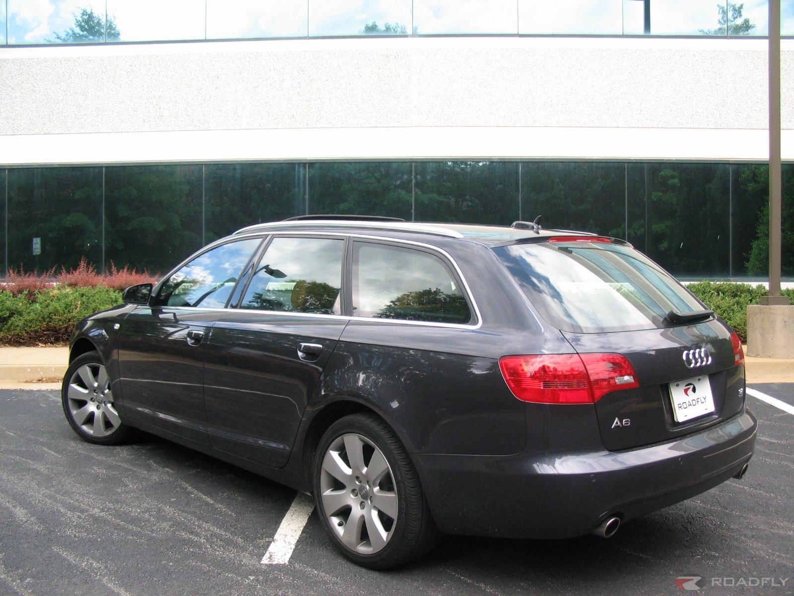 Audi a6 avant 1.8 t quattro