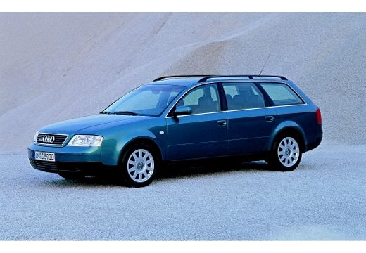 Audi a6 avant 2.4