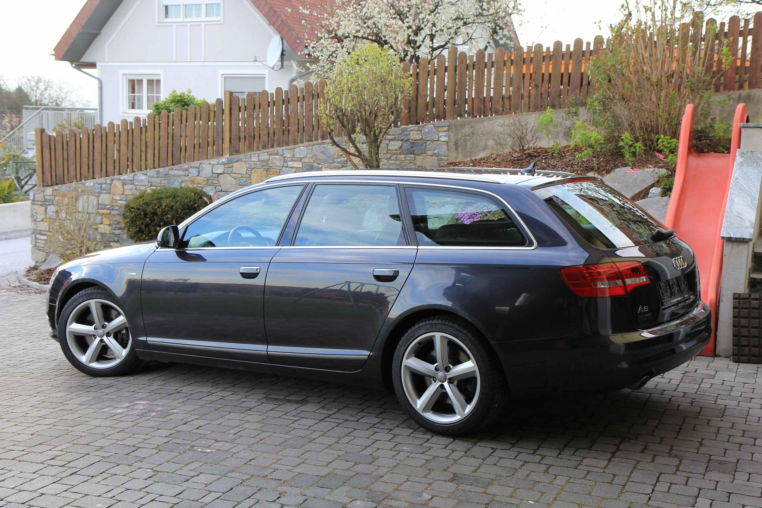 Kelebihan Audi A6 2.7 Tdi Spesifikasi